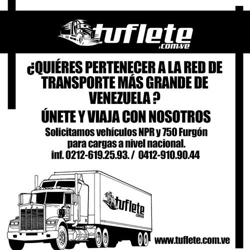 transporte y distribución de mercancía