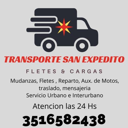 transporte y fletes san expedito