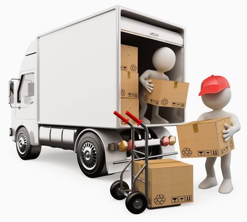 transporte y mudanza