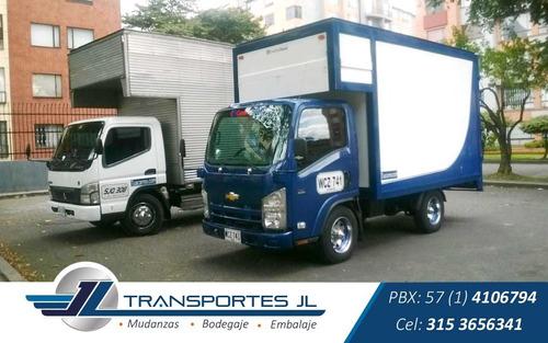 transporte y mudanzas pequeñas