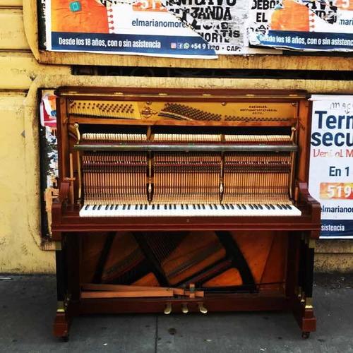transporte/mudanza de pianos