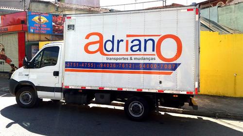 transportes, carretos, mudanças, fretes a partir de r$100,00