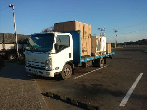 transportes de carga en camión plano -fletes  fuera santiago