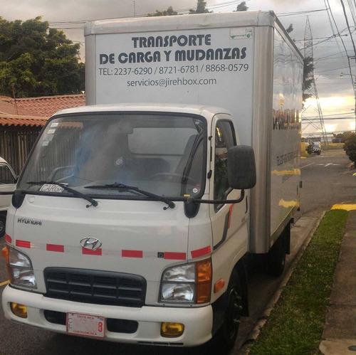 transportes de carga, fletes y mudanzas efrata 2237-6290