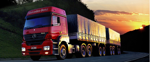 transportes de containers e carga em geral