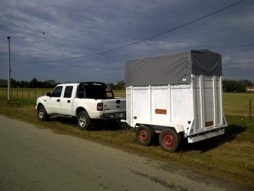 transportes de equinos  elcriollo