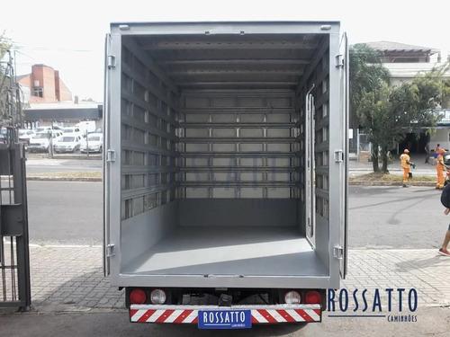 transportes e fretes - caminhão baú 3/4