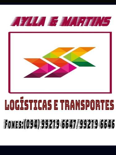 transportes e logísticas expressos