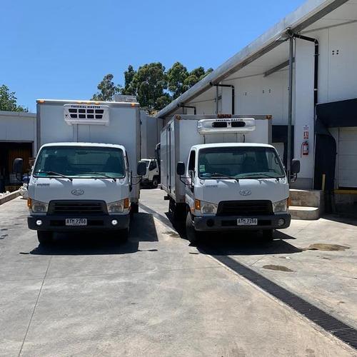 transportes fletes refrigerados congelados camion camioneta