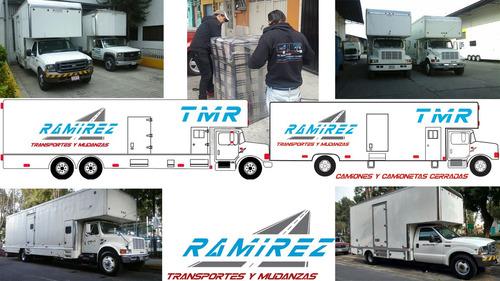 transportes, fletes y mudanzas ramírez