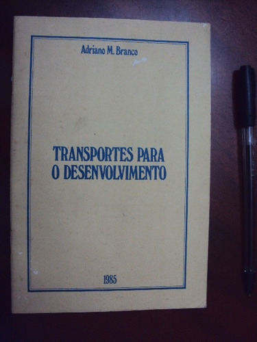 transportes para o desenvolvimento
