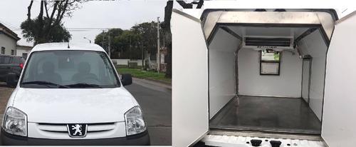 transportes refrigerados, congelados y sin frio