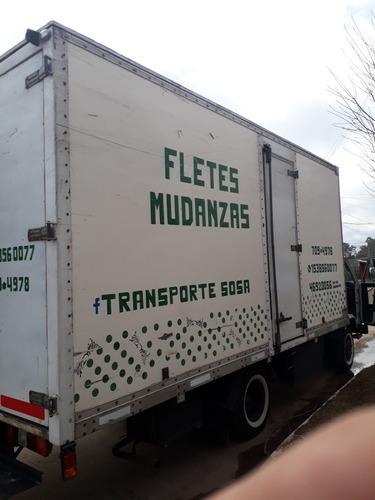 transportes sosa . fletes y mudanzas