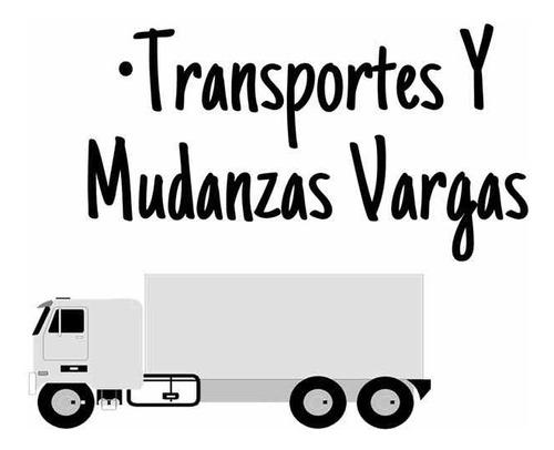 transportes y mudanzas camión 5000 kilos cerrado ¿