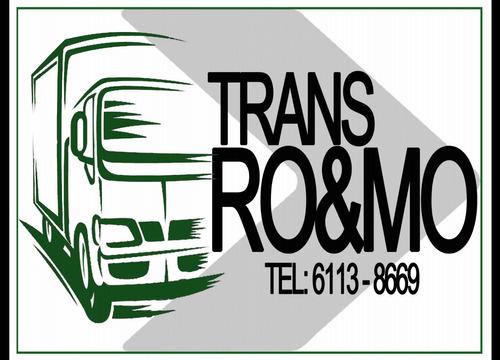 transportes y mudanzas(pickup/camiones)economicas transro&mo