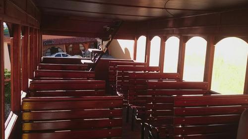 tranvia 2 pisos 40 pasajeros 2016