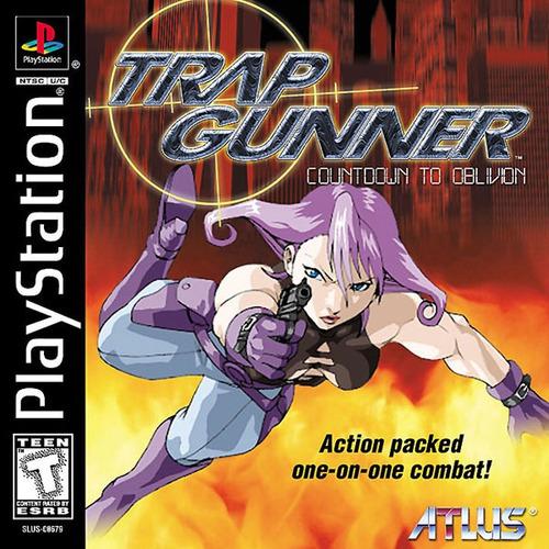 trap gunner  ps1 y ps2