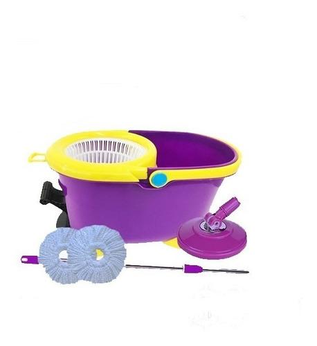 trapeador easy mop s660 360° con pedal.