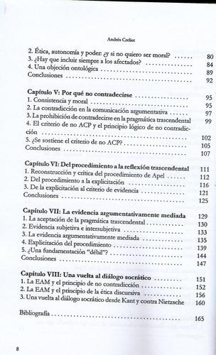 tras la argumentacion relectura de la etica apeliana crelier