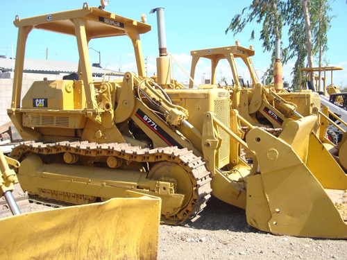trascabo caterpillar 977l 1973