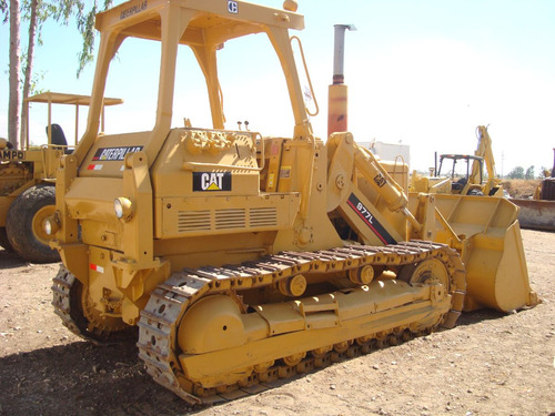 trascabo caterpillar 977l 1980
