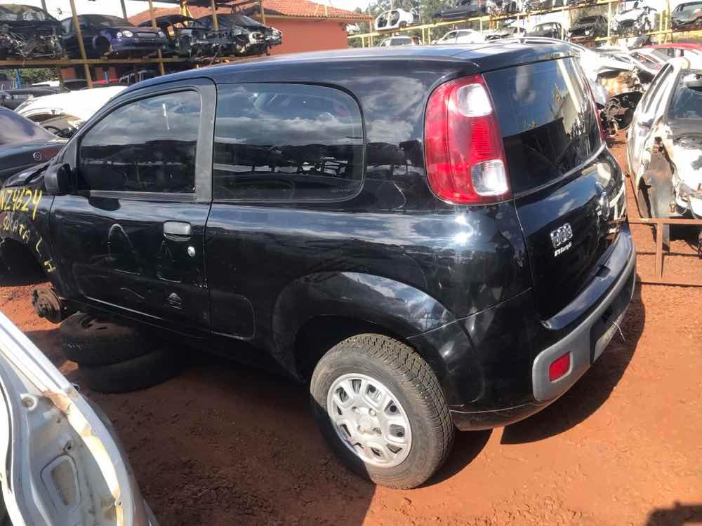 33a2d0527 Traseira Com Teto Fiat Uno Vivace 2 Portas - R$ 2.200,00 em Mercado ...