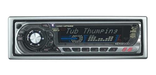 traseira d radio kenwood kdc-mp522 com chicote e cinta 90,00