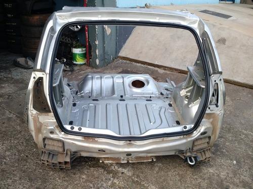 traseira painel traseiro traseirao lateral sandero até 2013