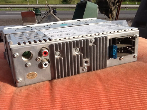 traseira rádio usb/sd/mmc player/mp3 buster -hbdu-3350