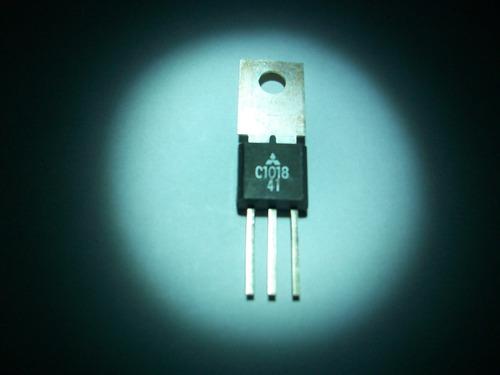 trasistor c1018