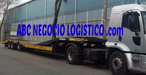 traslado de auto camioneta camion /trasportin batea mosquito