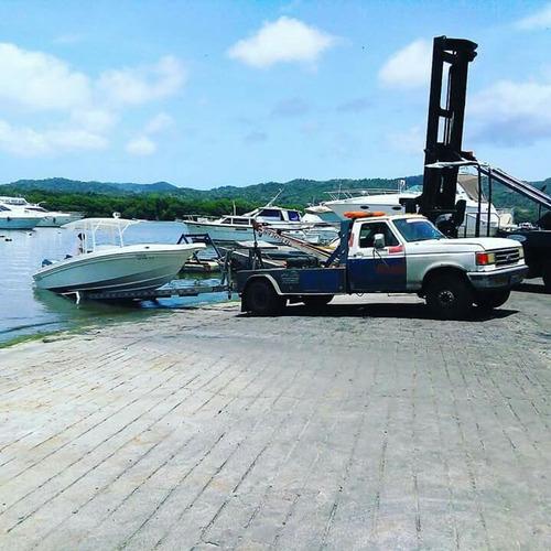 traslado de embarcaciones lancha yactes peñero bote dingue