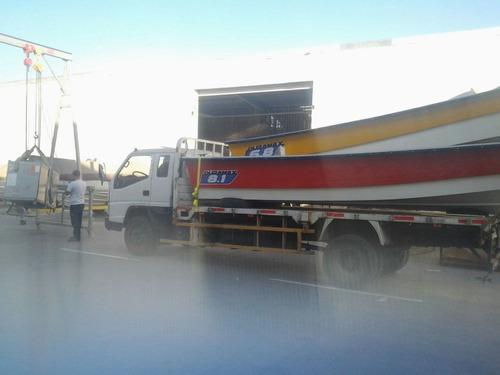 traslado de lanchas, veleros, carros