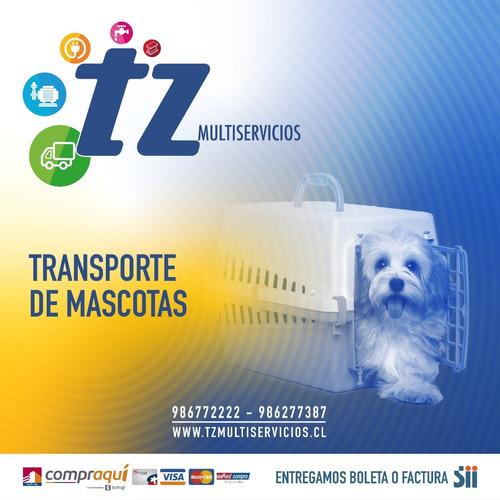 traslado de mascotas consolidado la serena 06/03/2020
