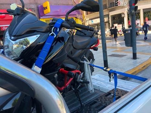 traslado de motos, cuatriciclos y vehiculos