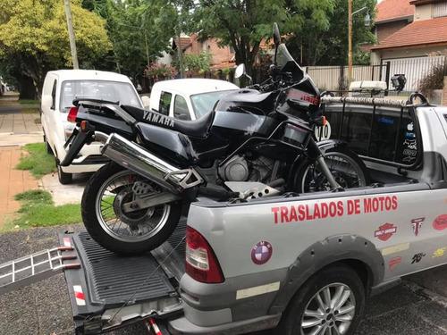 traslado de motos remolque asistencia tarjetas 24hs