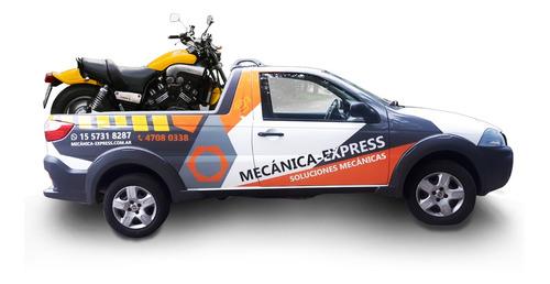 traslado de motos remolque autos asistencia mecanica taller