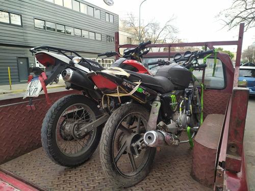 traslado de motos remolque motos auxilio motos economicos