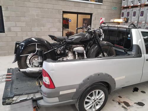 traslado de motos y cuatris mercadopago remolques acarreos