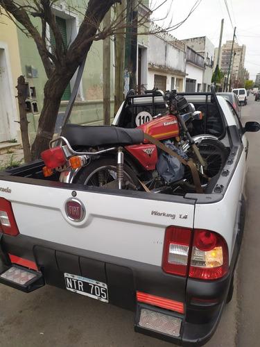 traslado de motos zona sur