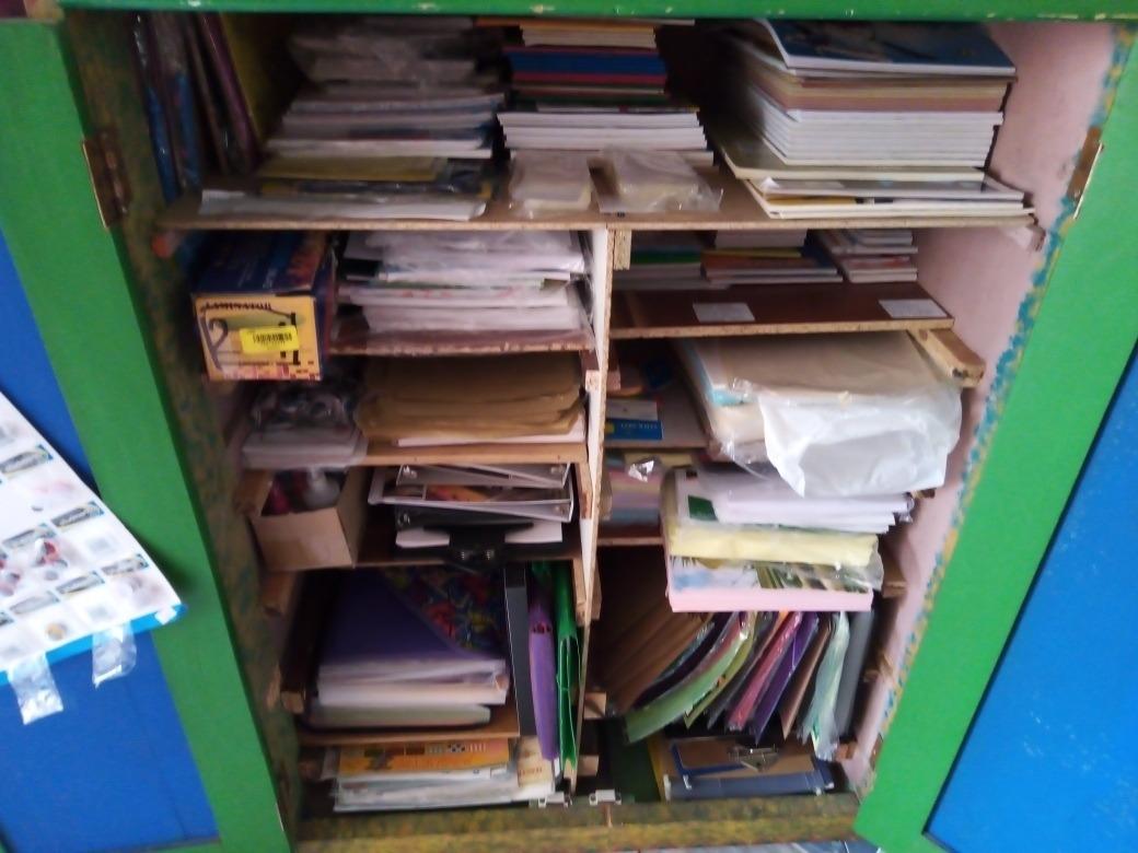 traslado de papeleria y miscelanea