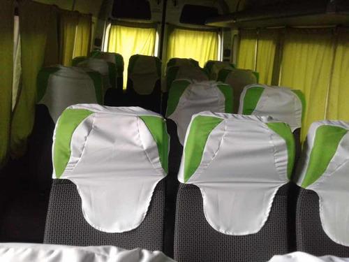 traslado de pasajeros de santiago a cualquier destino