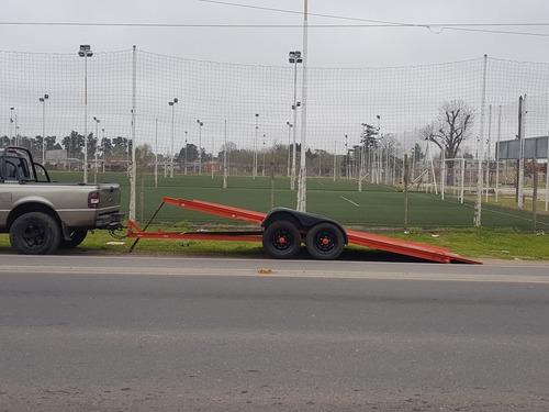 traslado de vehiculos(grua auxilio plancha) la plata bs as