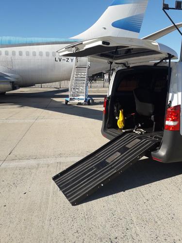 traslado  discapacitados en  silla de ruedas