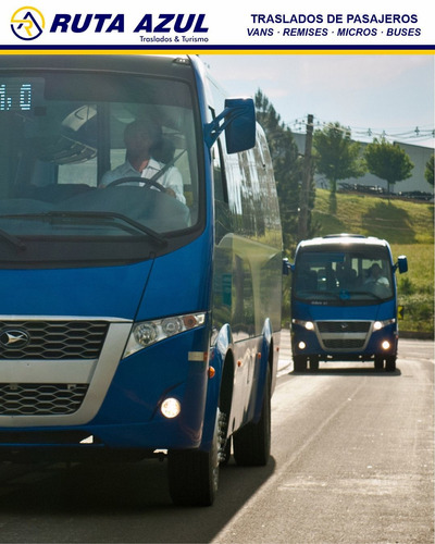 traslado fiesta eventos remises van transporte micro omnibus
