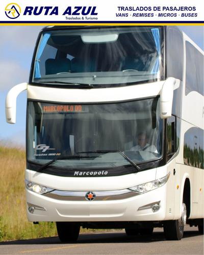 traslado personal camioneta transporte empresa van combi