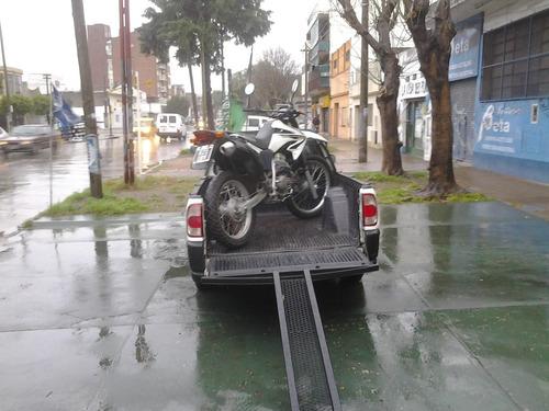 traslado remolque acarreo flete de motos | acarmoto
