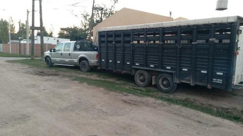 traslado (trasporte) de caballos a todo el pais