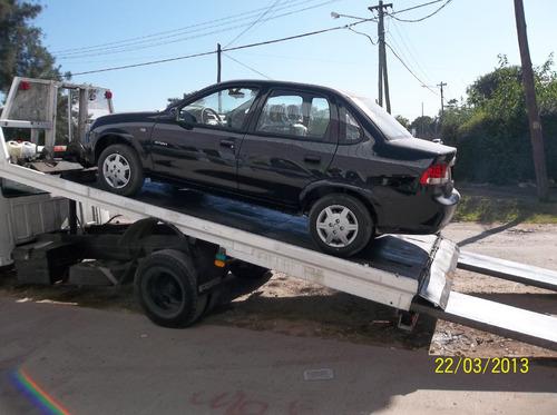traslados de autos del interior auxilio remolques grúa  24hs