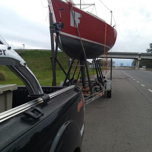 traslados  de lanchas veleros food track